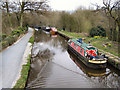 SK0182 : Peak Forest Canal (Buxworth Branch) by David Dixon