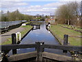 SD8810 : Rochdale Canal, Lock 52 by David Dixon