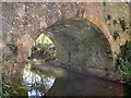 ST7062 : Stone bridge over Newton Brook by James Ayres