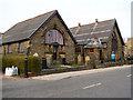 SD7515 : Hawkshaw Methodist Church by David Dixon