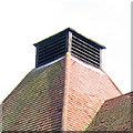 TQ6940 : Roof Ventilator of Remingtons Farm Oast by Oast House Archive