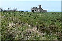 R0779 : Ruin at Ballard by Graham Horn