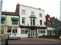 SJ6552 : The Union Pub, Nantwich by canalandriversidepubs co uk