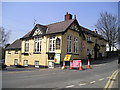 SJ6887 : The Golden Fleece Pub, Lymm by canalandriversidepubs co uk