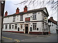 SJ7066 : The Kings Arms Pub, Middlewich by canalandriversidepubs co uk