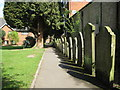 SU9990 : Chalfont St Peter: St Peter's Garden by Nigel Cox