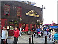 TQ3280 : The Anchor Pub, Southwark by canalandriversidepubs co uk
