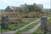 R0878 : Farm buildings off R460 by Graham Horn