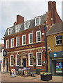 "SP5822 : ""The Penny Black"" public house, Sheep Street, Bicester by Julian Osley"