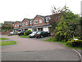 SJ7660 : Dunham Close, Sandbach by Stephen Craven