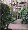 TQ2678 : Bina Gardens, London by PAUL FARMER