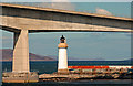 NG7426 : Lighthouse beneath the Skye Bridge : Week 19