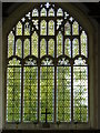 TM2769 : The Window of St.Lawrence Church, Brundish by Adrian Cable