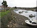 SW5537 : Hayle Harbour by Philip Halling