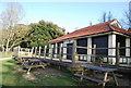 TQ8110 : Park Cafe, Alexandra Park by N Chadwick