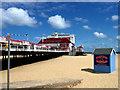 TG5307 : Britannia Pier and Theatre : Week 19