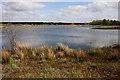 NS8556 : Redmire Loch by Walter Baxter