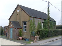 SP8200 : Former Methodist Chapel, Lacey Green by David Hillas