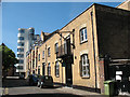 TQ3579 : Ivory Wharf, Elephant Lane, Rotherhithe by Stephen Craven