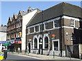 TQ3193 : Palmers Green Post Office by Malc McDonald