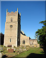 TL6999 : The church of All Saints in Wretton by Evelyn Simak