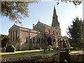 TL1876 : St Peter and St Paul, Alconbury by Philip Pankhurst