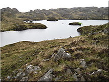 NM5967 : Loch Choinnich Mor by Chris Wimbush