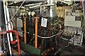 TG5207 : Lydia Eva YH89 Triple Expansion Steam Engine by Ashley Dace
