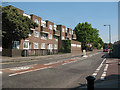 TQ3377 : Willowbrook Road, Peckham by Stephen Craven