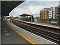 TQ3877 : Greenwich Railway station by Paul Gillett