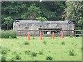 SU6376 : Cones in front by Bill Nicholls