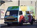 SK5740 : 'Fierce' Camper Van by Adam Jackson