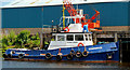 C8432 : Harbour tug, Coleraine : Week 24