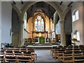 SD9324 : Inside St Mary's by Gerald England