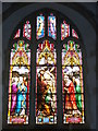 SU7740 : East Window, Holy Cross : Week 24