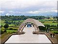 NS8580 : Falkirk Wheel Aqueduct : Week 24