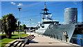 """J3474 : HMS """"Mersey"""", Belfast : Week 24"""