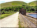 SD9612 : Piethorne Reservoir by David Dixon