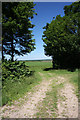 TL6260 : Track off minor road by Bob Jones