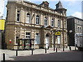 NT4936 : The old post office in Galashiels by jim and liz denham