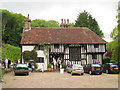 TQ5602 : Filching Manor, Jevington Road, Filching, East Sussex by Oast House Archive