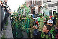 TQ8209 : Jack in the Green Festival 2010 - the green maidens by Nigel Chadwick