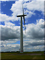 SU2391 : Turbine 1, Westmill Wind Farm, Watchfield by Brian Robert Marshall