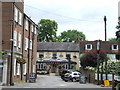 TQ1666 : George & Dragon, Thames Ditton by Malc McDonald