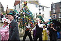 TQ8209 : Jack in the Green Festival 2010 - chimney sweeps by N Chadwick