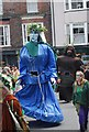 TQ8209 : Jack in the Green Festival 2010 - giantess and giant by N Chadwick
