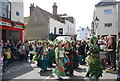 TQ8209 : Jack in the Green Festival 2010 - the end of the parade by N Chadwick