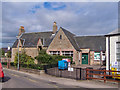 NH5456 : Maryburgh Primary School (2) by Richard Dorrell