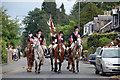 NT2440 : Riding the boundaries, Peebles Beltane Festival : Week 25