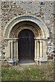 TM3896 : Norman Doorway by Ashley Dace